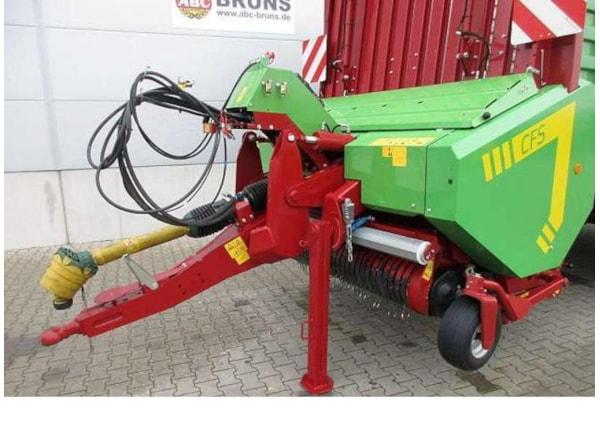 Remorci Agricole  Strautmann TERA-VITESSE CFS 420