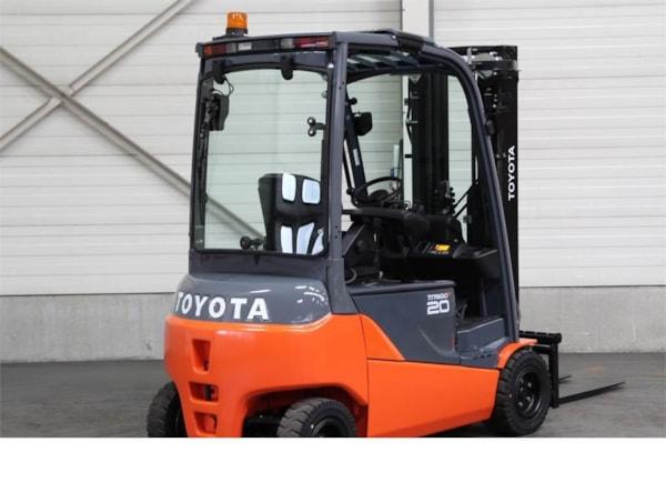 Electrostivuitoare  Toyota 8FBMT20