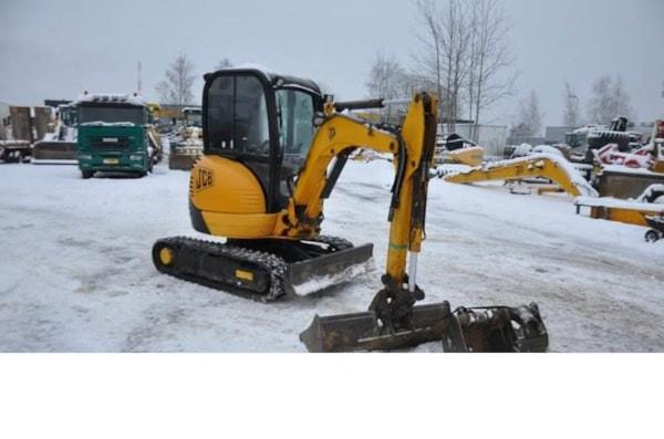 Miniexcavatoare  JCB 8025