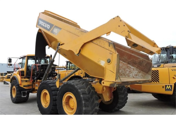 Dumpere  Volvo A30G