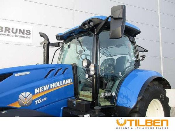 Tractoare  New Holland T6.145 DYNAMIC COMMA