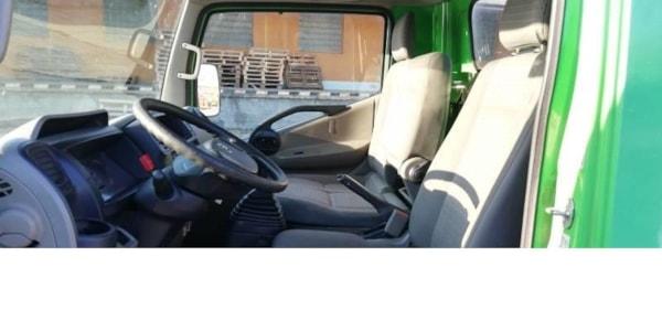 Nacela Autosasiu  Nissan Cabstar - Inaltimea ridicare : 16m