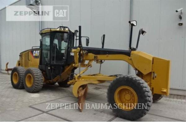AutoGredere  Caterpillar 140M