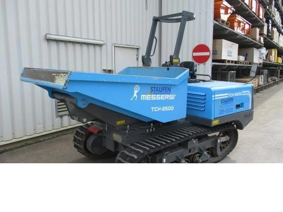 MiniDumpere  Messersi TCH-2500 BT