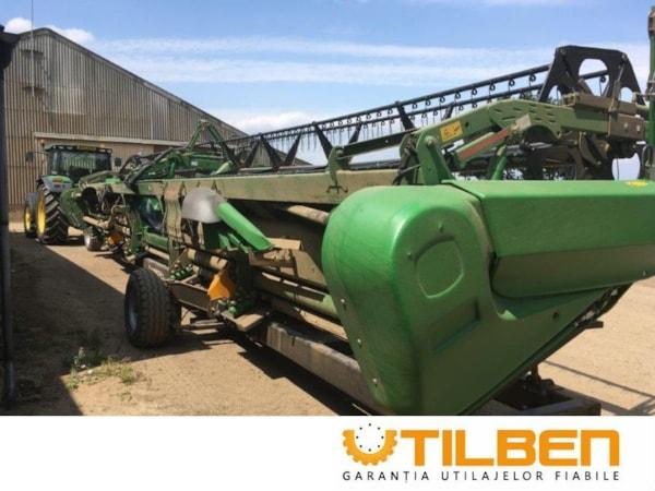 Combine Agricole  John Deere 640X