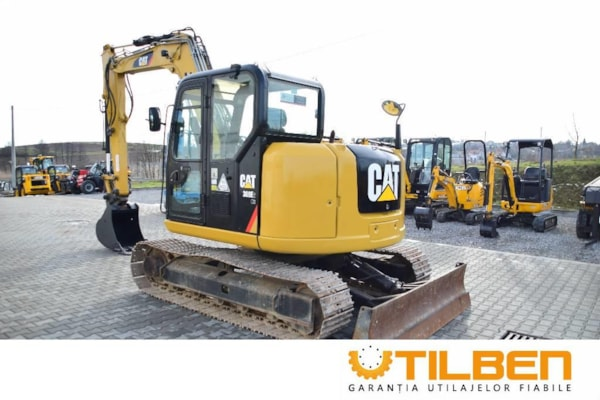 Excavatoare Senile  Caterpillar 308 E 2 CR