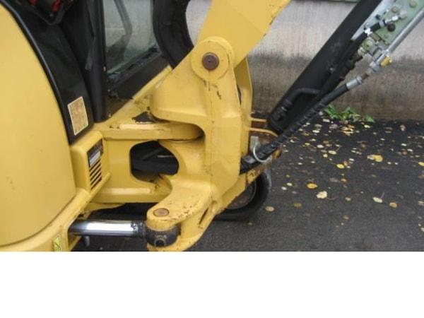Miniexcavatoare  Caterpillar 304C CR
