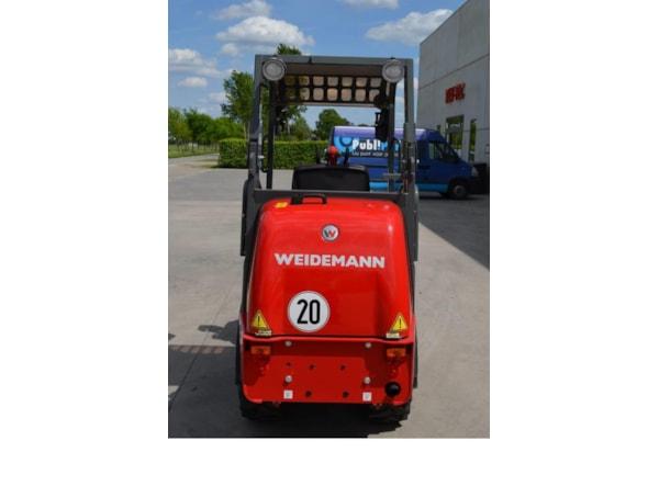 Miniincarcatoare  Weidemann 1280