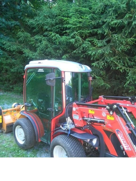 Tractoare Mici  Antonio Carraro TTR 4400 HST II