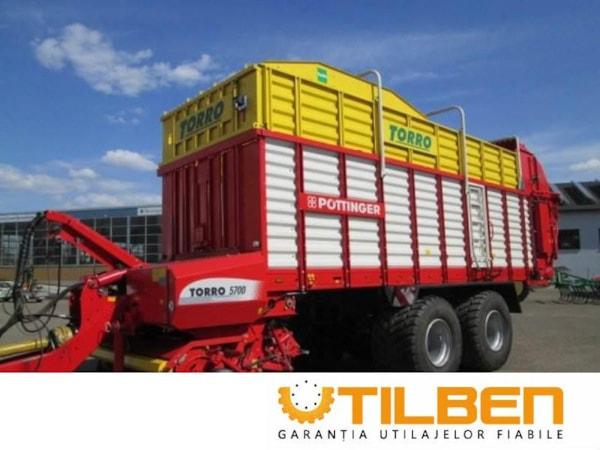 Remorci Agricole  Pöttinger Torro 5700 D