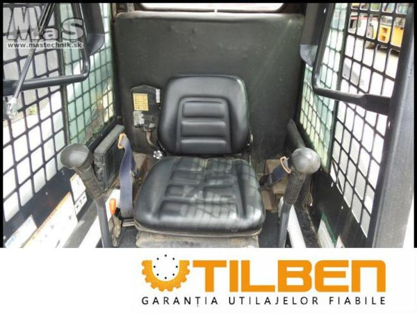 Miniincarcatoare  Bobcat 853H diesel