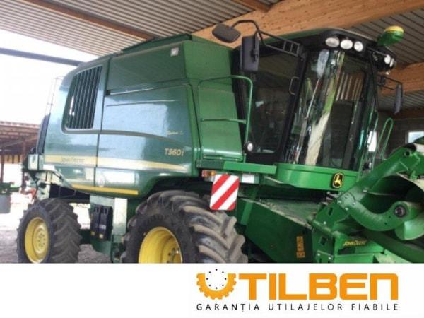 Combine Agricole  John Deere T 560 i