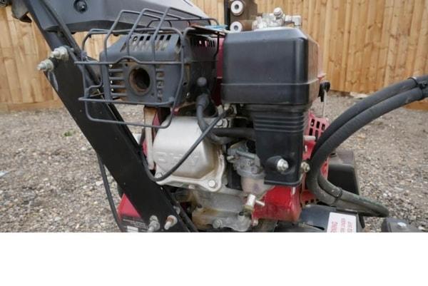 MiniDumpere  Honda TD500 HI LIFT