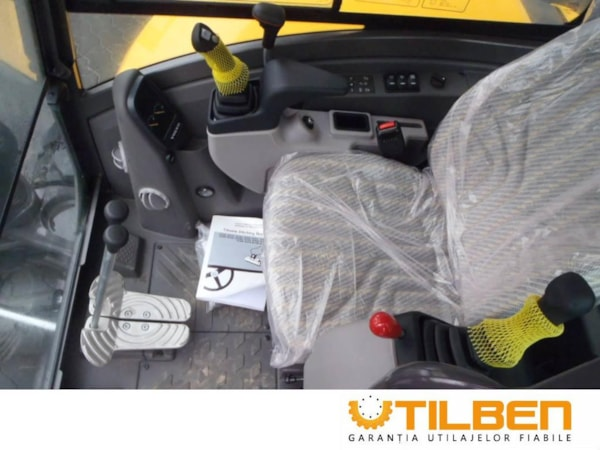 Miniexcavatoare  Volvo ECR 50 D