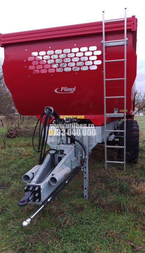 Remorci Agricole  Fliegl TMK 269 PROFI